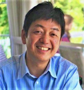 IWAHITA HIRONARI