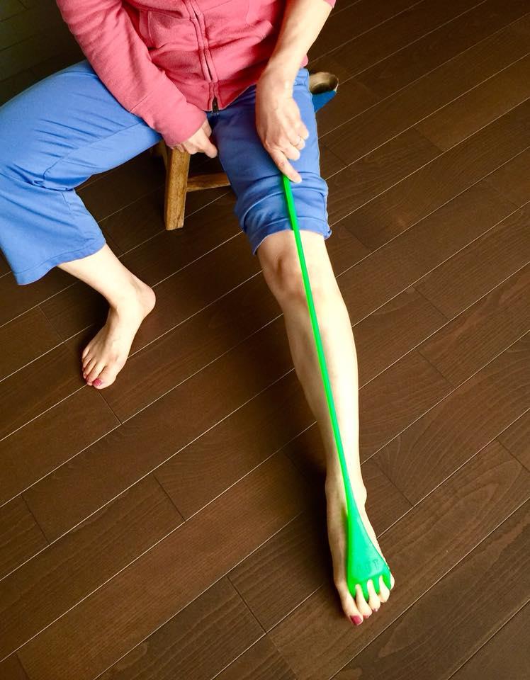 足指・足首のセルフトレーニング体験会〜フロッグハンドを使って〜